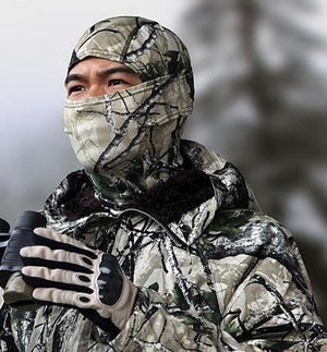Camouflage Face Mask