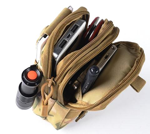 Tactical EDC MOLLE Pouch