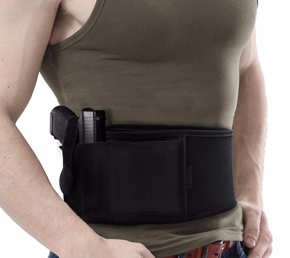 Right/Left Handed Tactical Universal Abdominal Holster