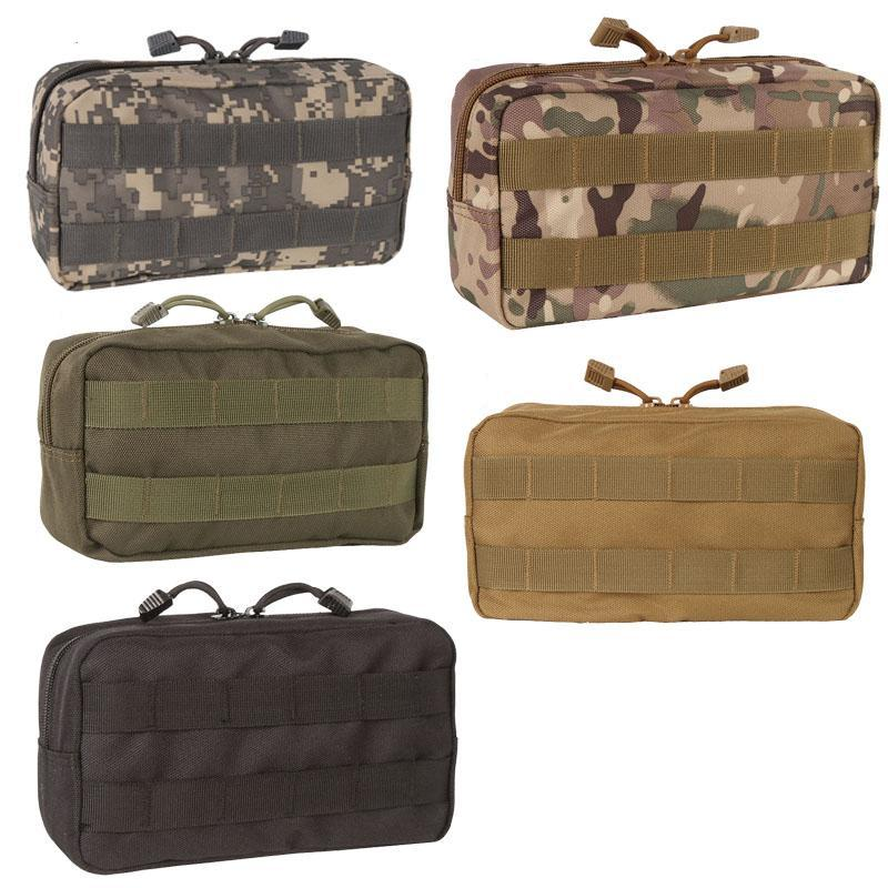 Horizontal MOLLE Pouch