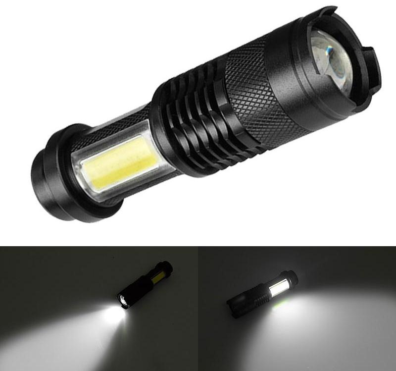 400Lm Waterproof LED Flashlight
