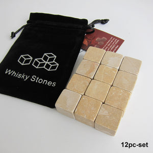 Drixon 100% Natural Whiskey Stones