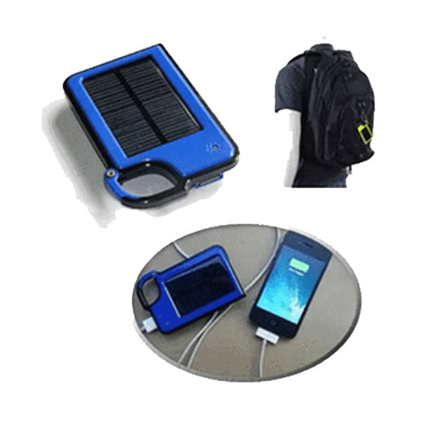Smartphone Clip-On Solar Charger