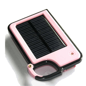 Clip-On Solar Power Bank