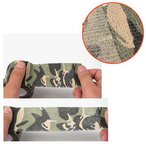 Self-adhesive Camouflage Tape