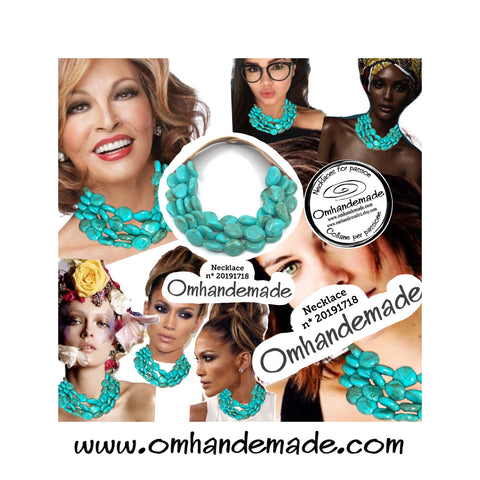 https://www.omhandemade.com/collections/shop/products/20191718-neck-necklace-4-strands-beaded-in-turquoise-round-resin-imitation-turquoise-back-leather