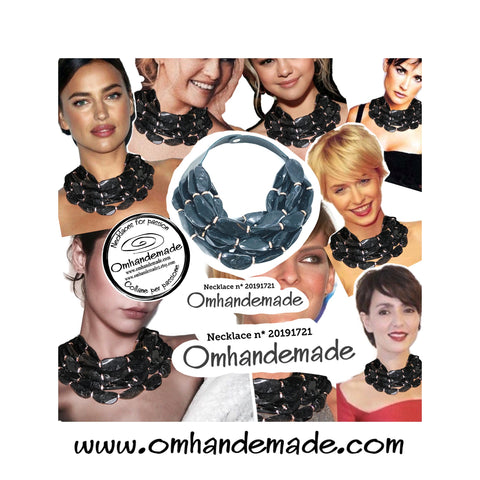 https://www.omhandemade.com/collections/shop/products/20191721-relief-layered-choker-necklace-made-with-large-black-beads-in-resin-light-points-zirconi-in-rose-gold