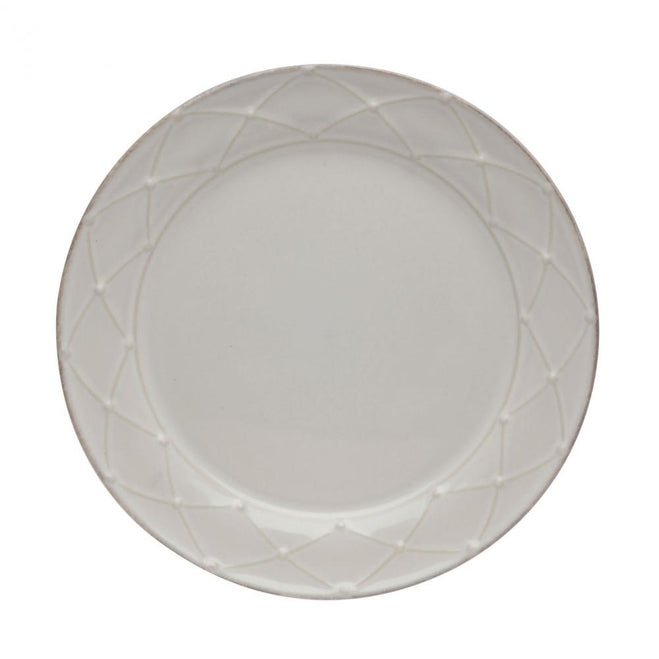 CASAFINA MERIDIAN ROUND SALAD PLATE DECORATED