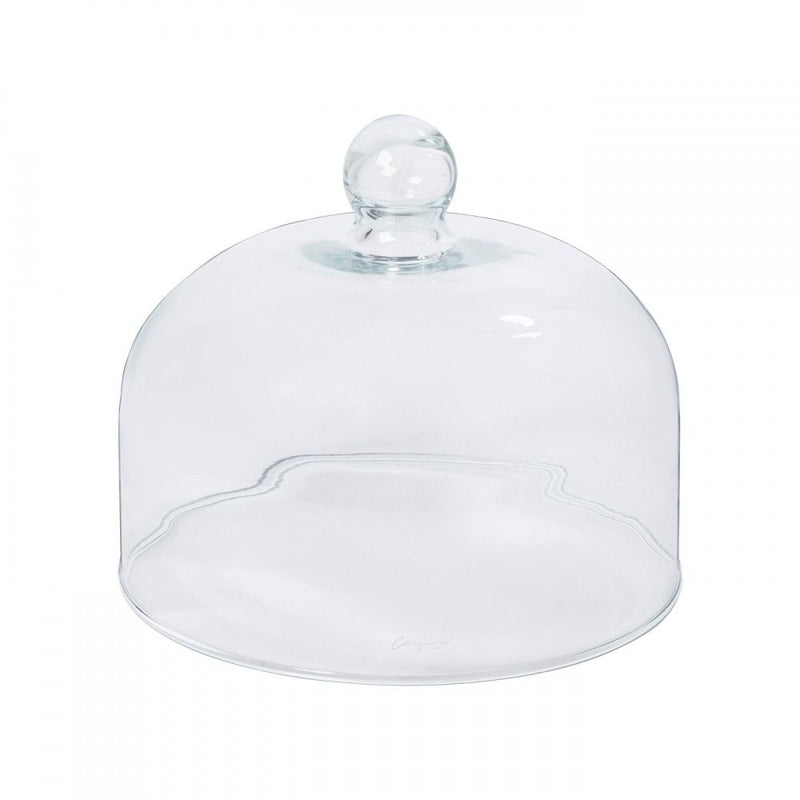 Casafina Glass Dome 10""
