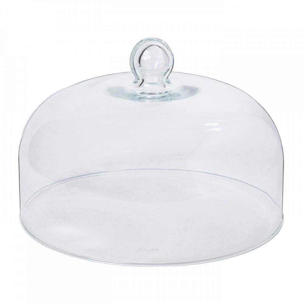 Casafina Glass Dome 12""