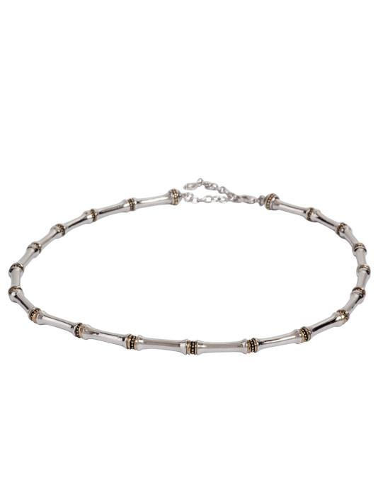 JOHN MEDEIROS CANIAS COLLECTION SINGLE ROW BEADED NECKLACE