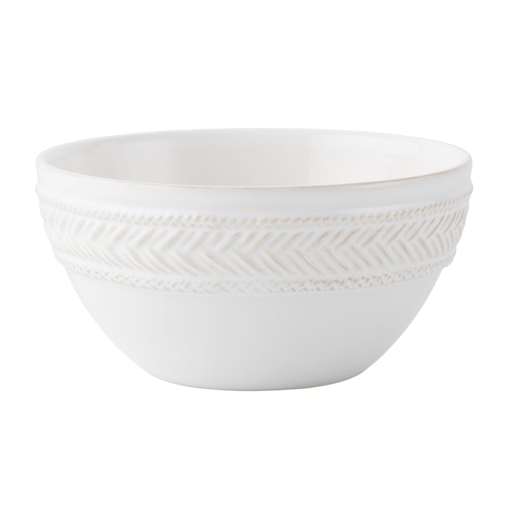JULISKA WHITEWASH CEREAL BOWL