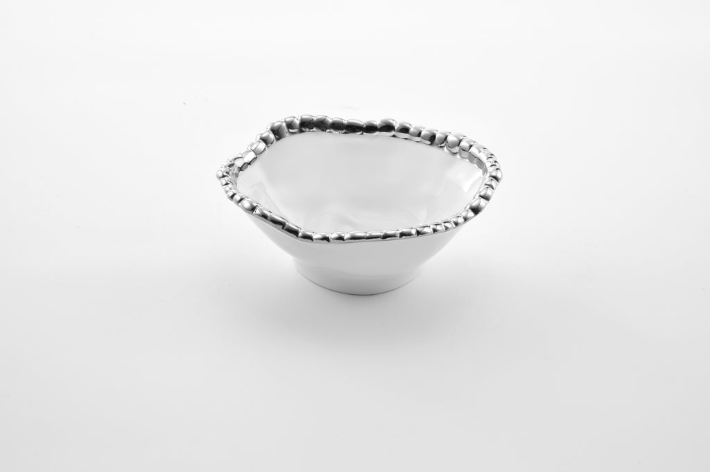 PORCELAIN SNACK BOWL