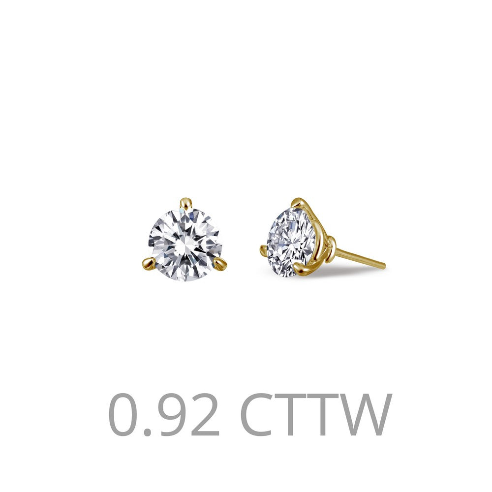 Lafonn 0.92 ct tw Stud Earrings