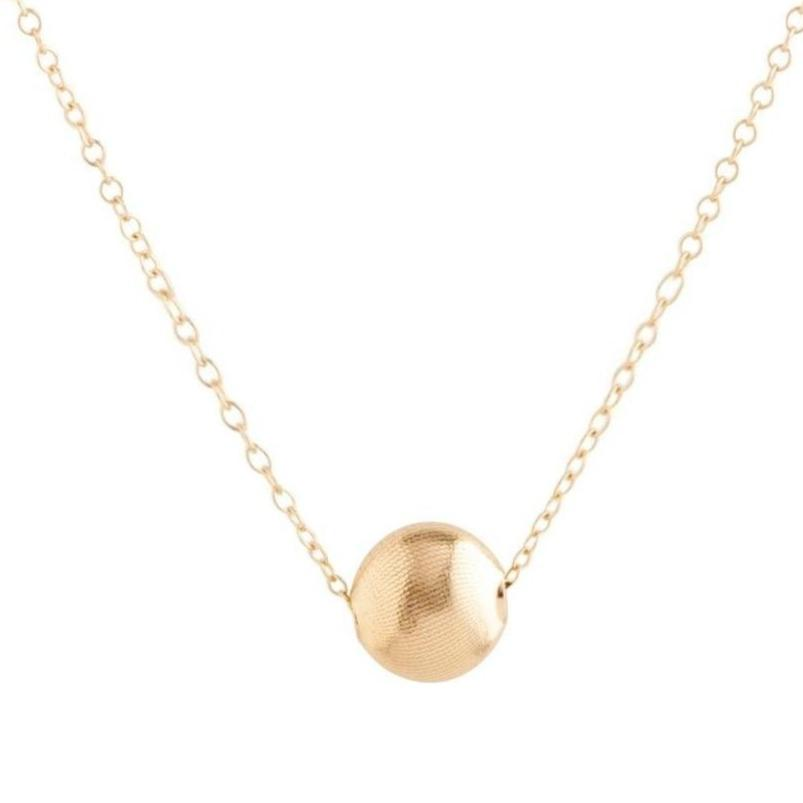 "enewton 16"" Necklace Gold - Honesty Small Gold"