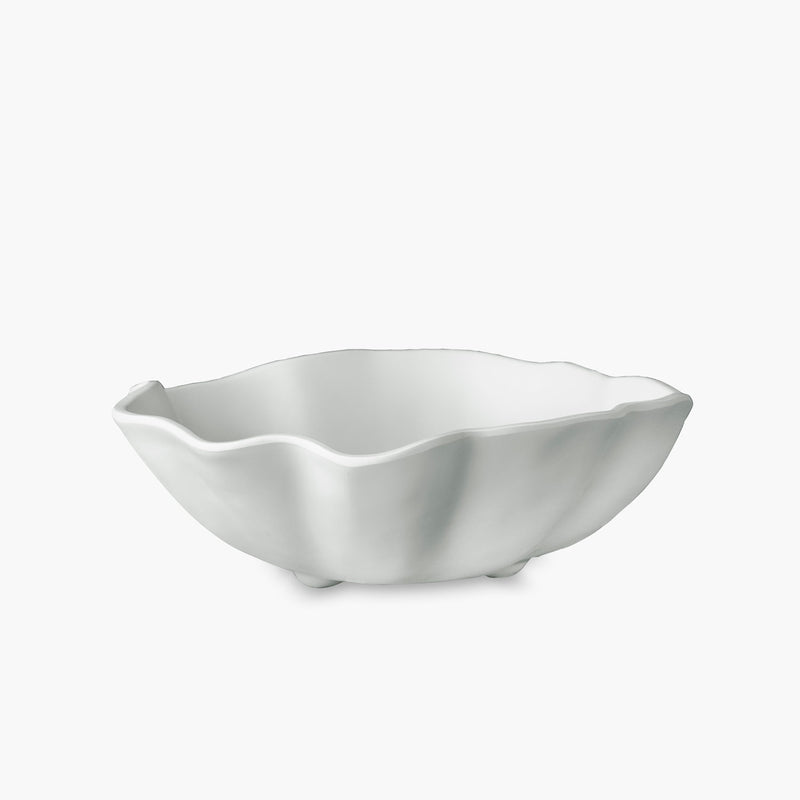 BEATRIZ BALL VIDA NUBE MEDIUM WHITE BOWL
