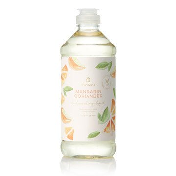 THYMES MANDARIN ORANGE DISHWASHING LIQUID