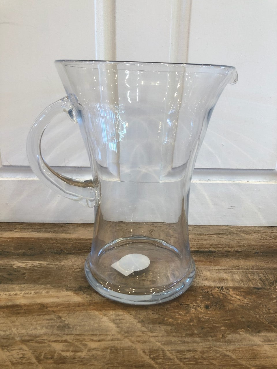 POMEROY GLASS PITCHER