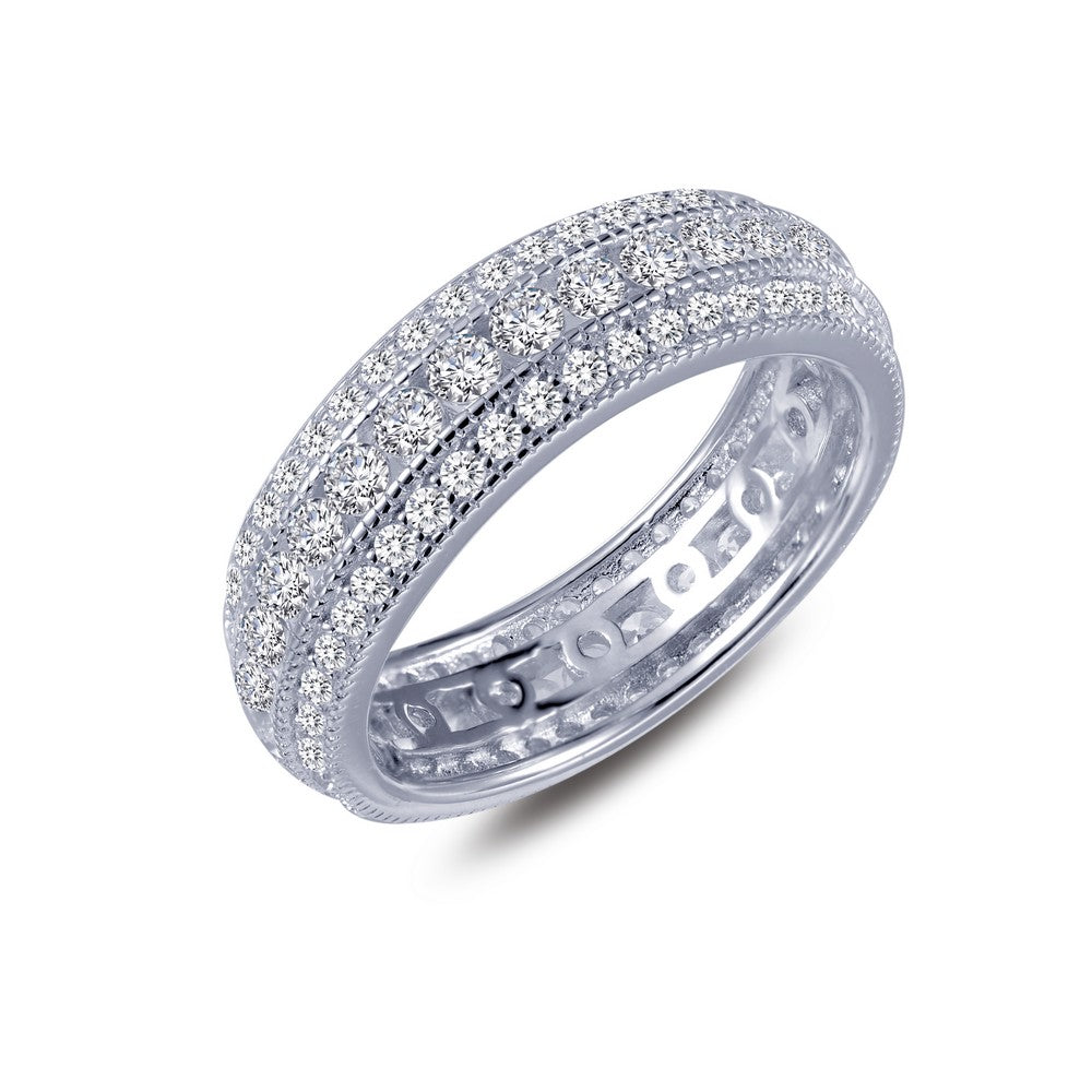 Lafonn Three-Row Eternity Band