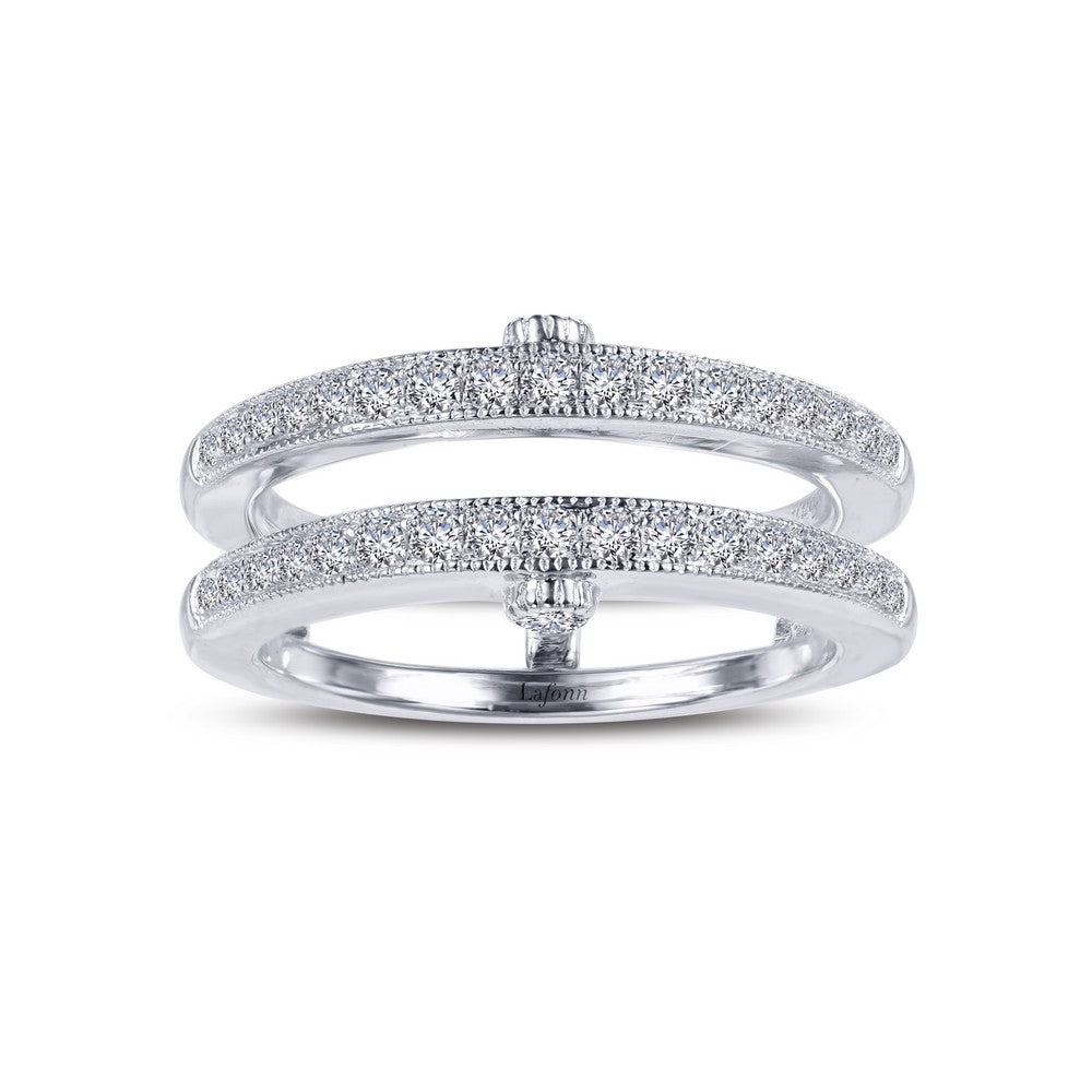 Lafonn Double-Banded Ring Enhancer