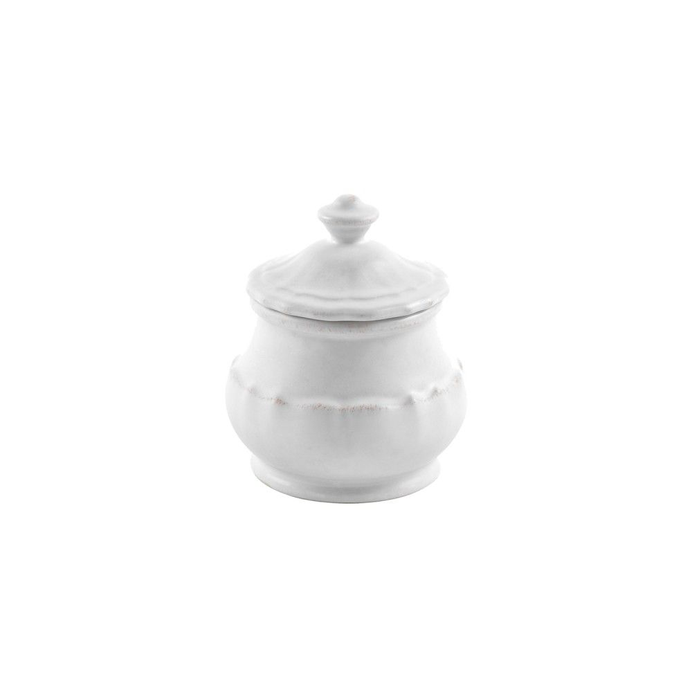 CASAFINA SUGAR BOWL IN WHITE