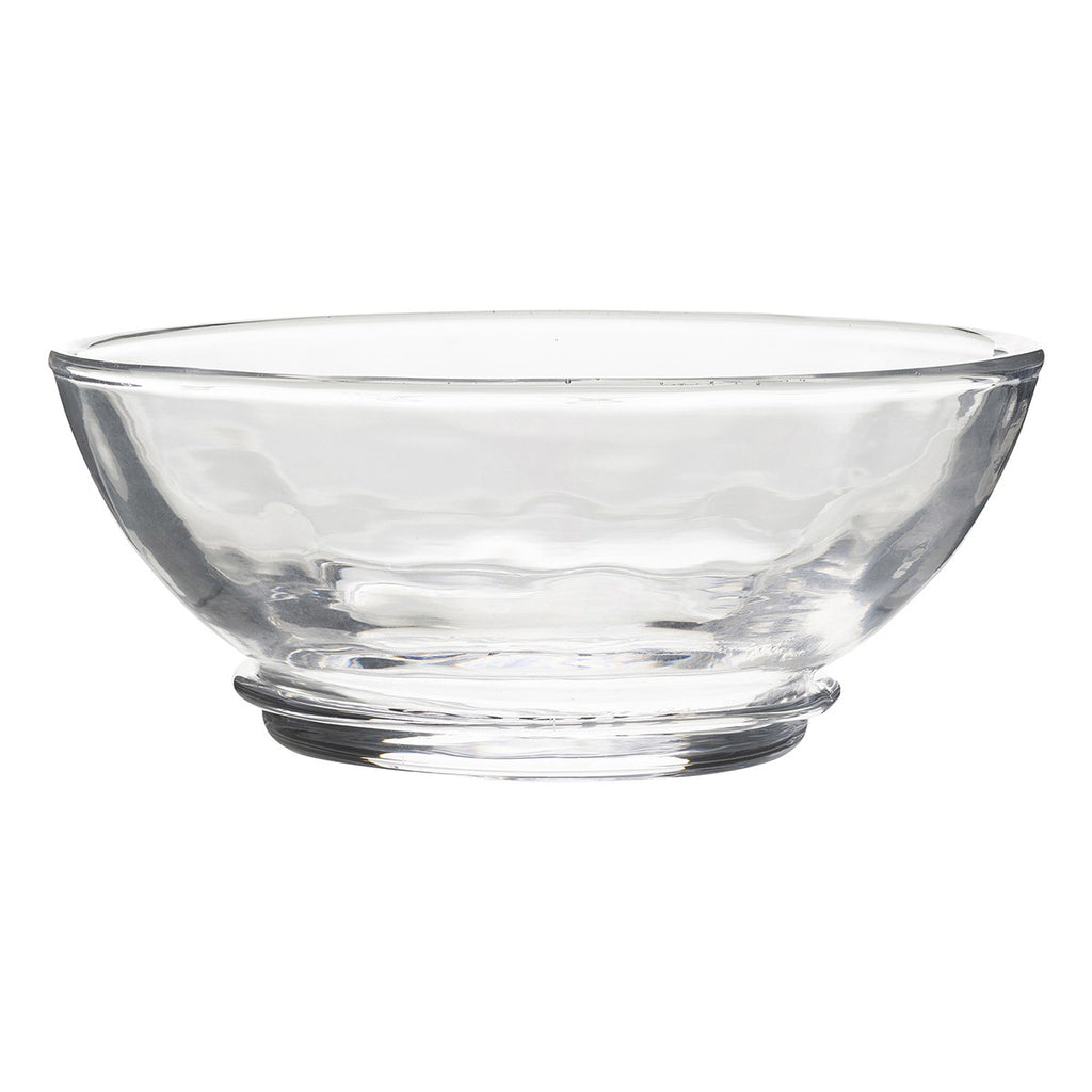 Juliska Carine Clear Cereal/Ice Cream Bowl