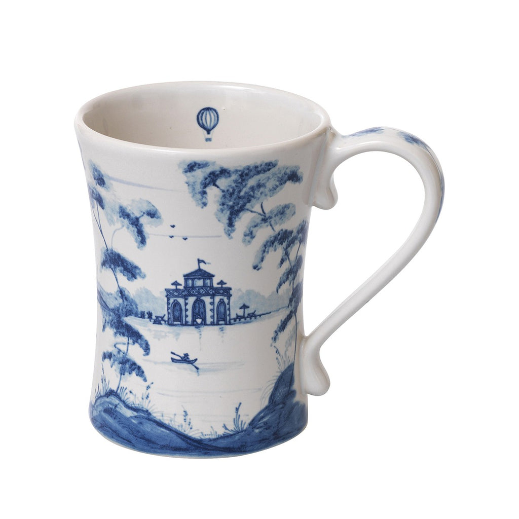 Juliska Country Estate Delft Blue Mug (Sporting)