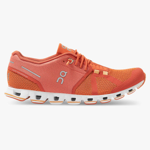Women's On Cloud Comfort Shoe in Chili/Rust