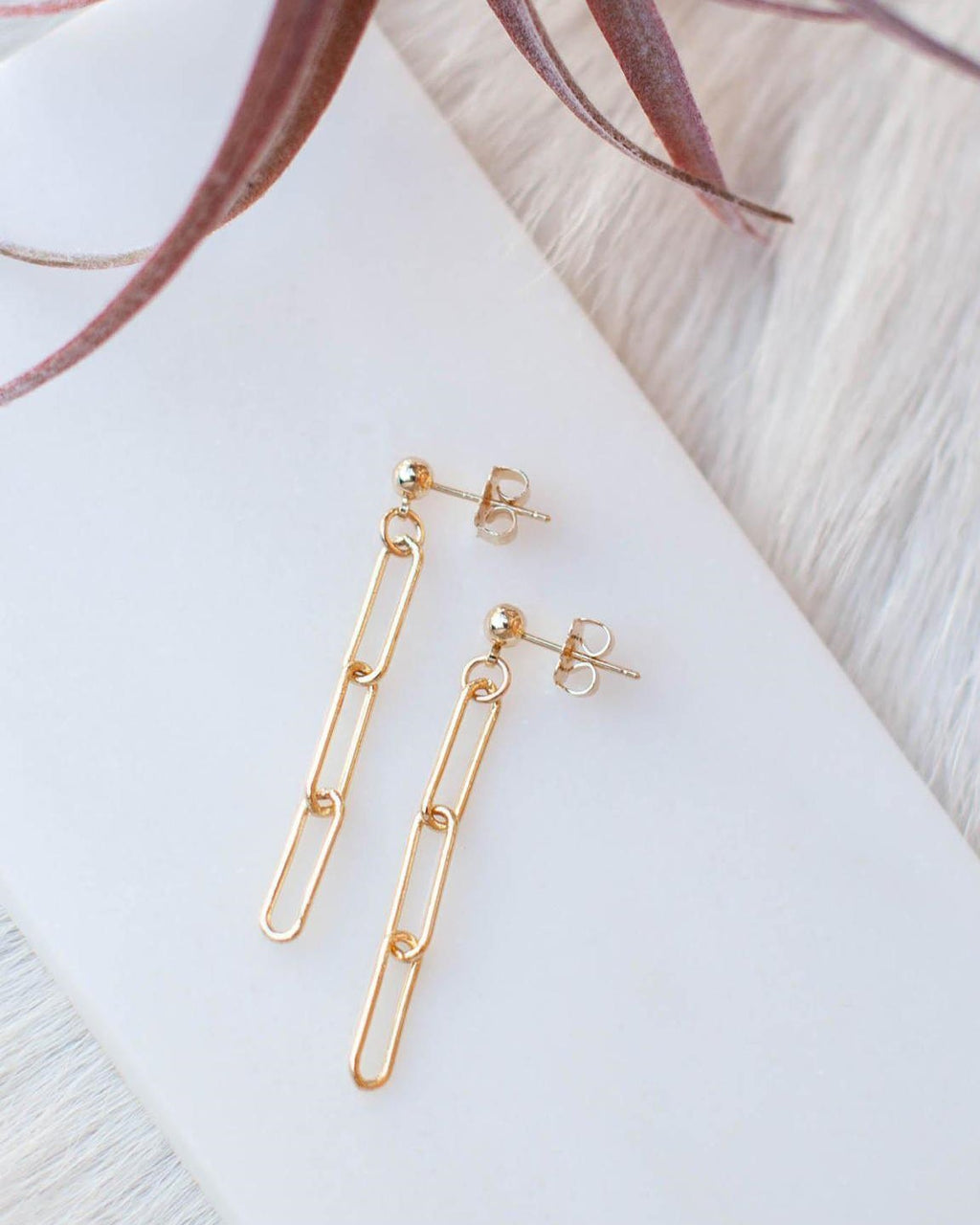 Farrah B Eden Drop Earrings