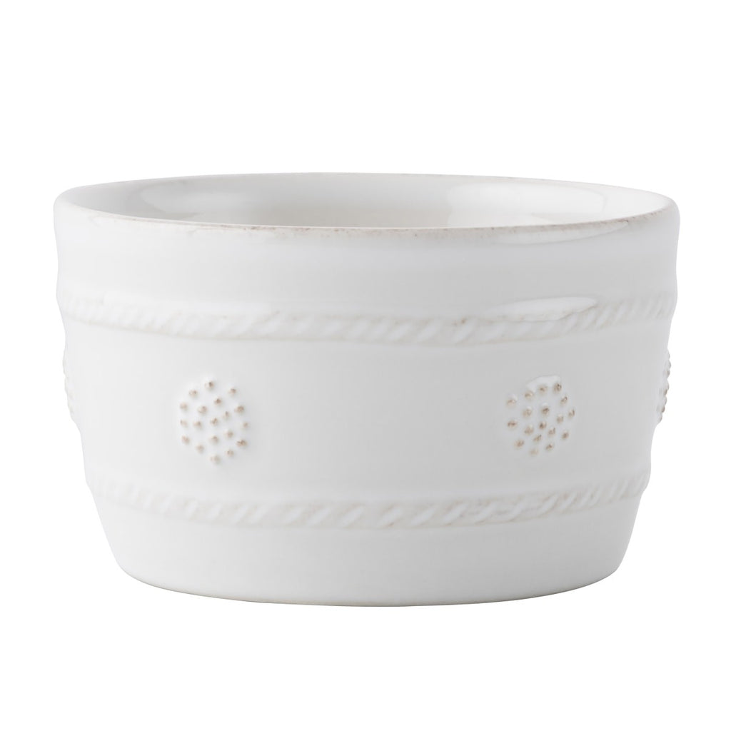 JULISKA BERRY AND THREAD WHITEWASH RAMEKIN