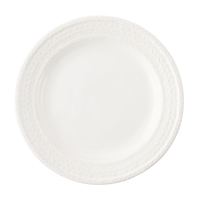 JULISKA WHITE WASH DINNER PLATE