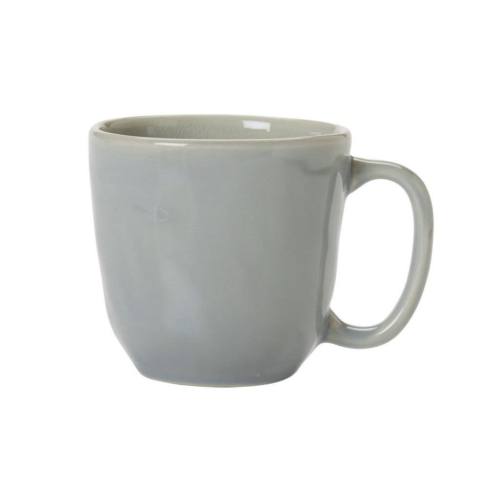 JULISKA PURO GREY CRACKLE MUG