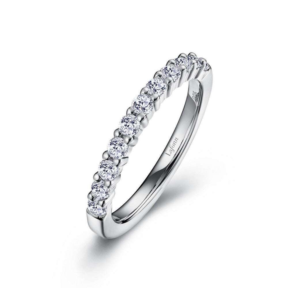 Lafonn 0.5 ct tw Half-Eternity Band