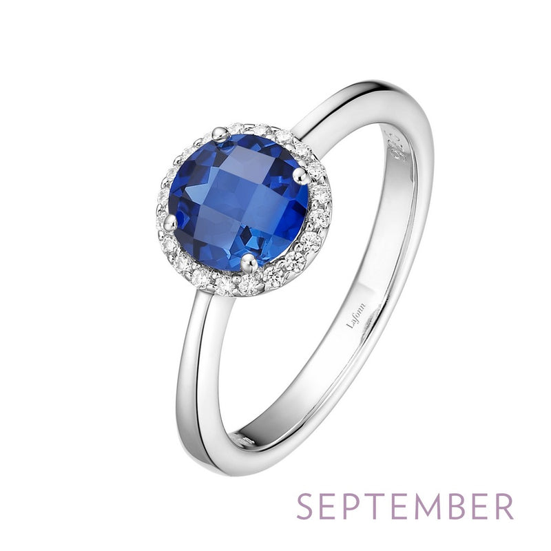 Lafonn September Birthstone Ring