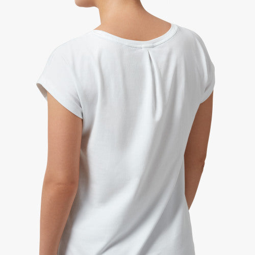 Women's On Cloud On-T in White