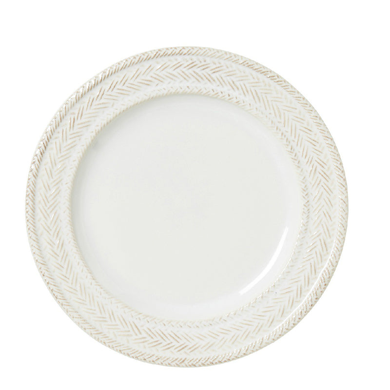 JULISKA WHITEWASH SALAD PLATE