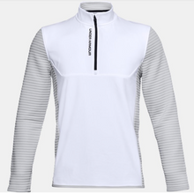 Load image into Gallery viewer, MEN'S UA STORM EVOLUTION DAYTONA ½ ZIP / WHITE