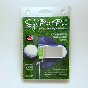 Eye Putt Pro ® Training Aid Putting Mirror