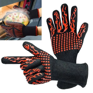 1 Pair Multifunctional Extreme Heat Resistant Gloves