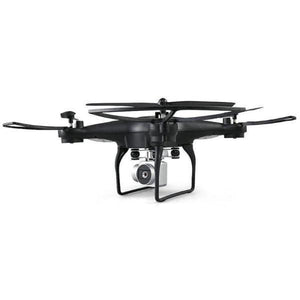 JJRC H68 1080P RC Drone - Black - Standard(no camera)