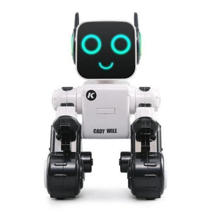 JJRC R4 Voice-activated Smart RC Robot - Red