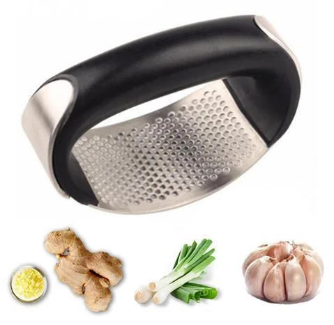 Multi-function stainless steel garlic press(Today 80% OFF!!)