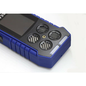 4 in 1 Toxic Gas Detector CO O2 H2S EX Gas Analyzer Air Quality Monitor Meter US