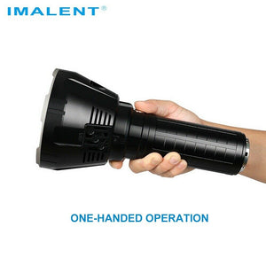 IMALENT MS18 100000 Lumens Brightest LED Camping Search Light Rechargeable Torch