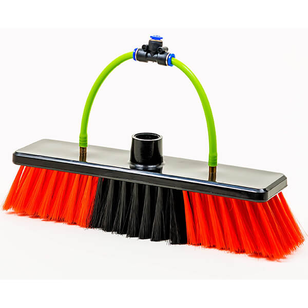 "10"" Medium Brush Head With Jet Nozzles and 5mm Pipe"
