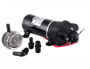 12 Volt - 120 PSI Water Pump - Run Dry and Auto Stop