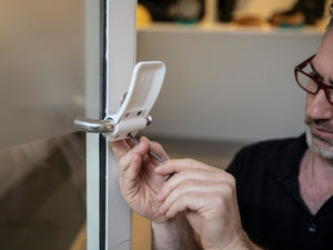 3D Printed Hands-Free Door Opener (2 Sets)