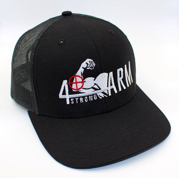 4ARM STRONG TRUCKER HAT