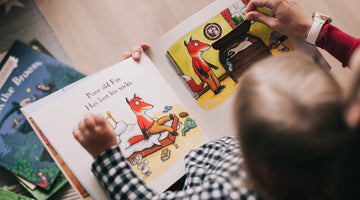 7 Ways Reading Your Baby Bedtime Stories is Setting Them Up for Success