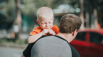 8 Simple Ways to Deal With Toddler Tantrums